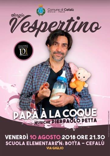 Volantino evento 10 agosto 2018 Cefalù