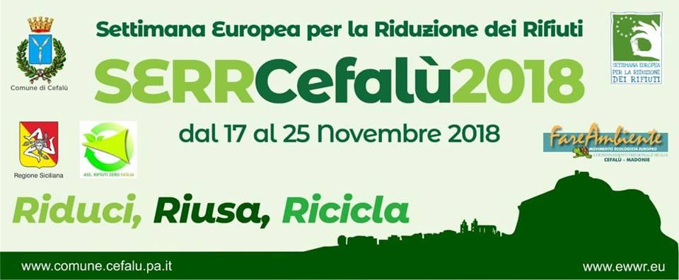 Volantino evento dal 17 al 25 novembre 2018 Cefalù