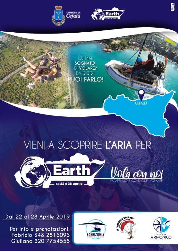 Vieni a scoprire l\'aria per Earth