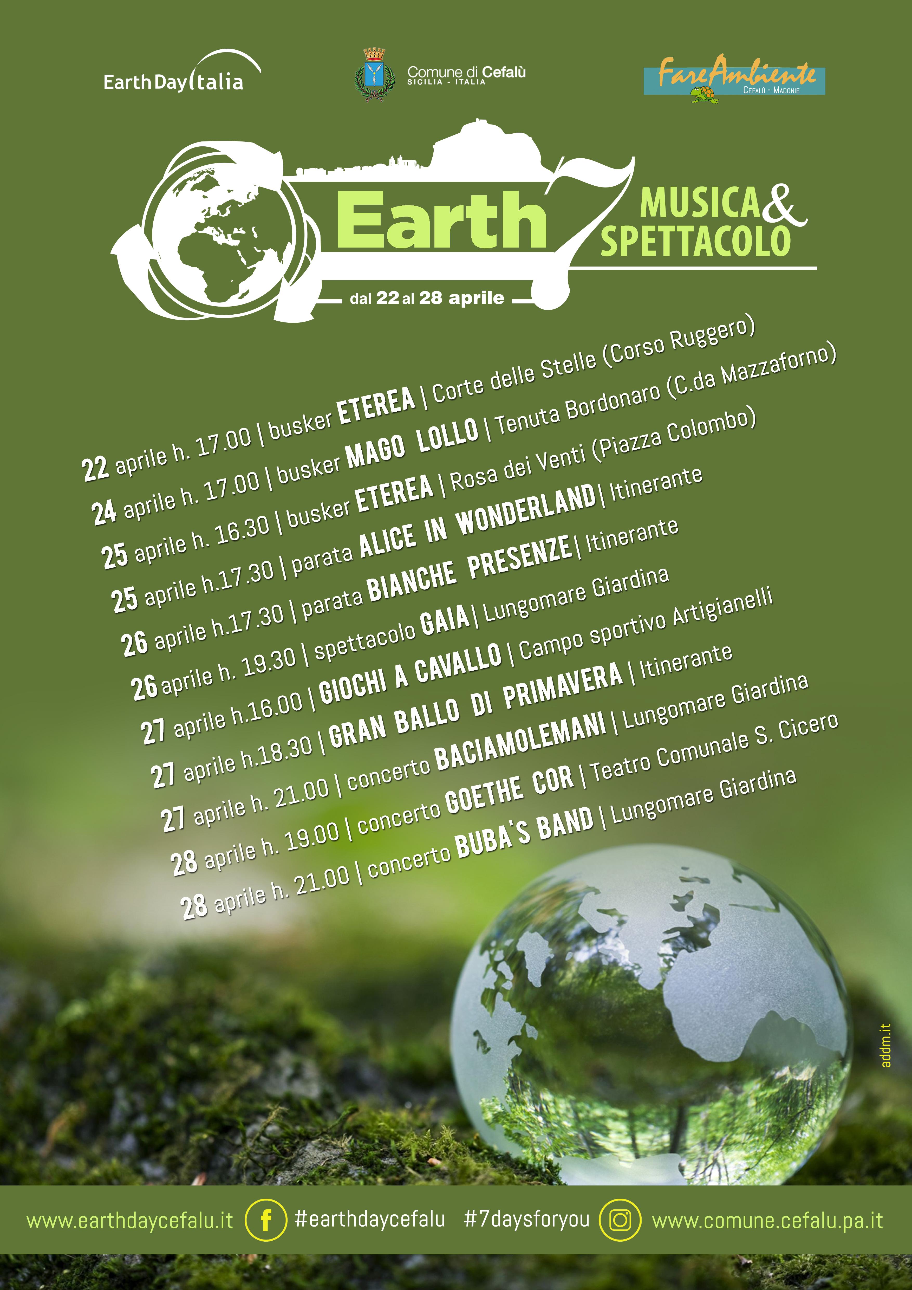EarthDay - Show