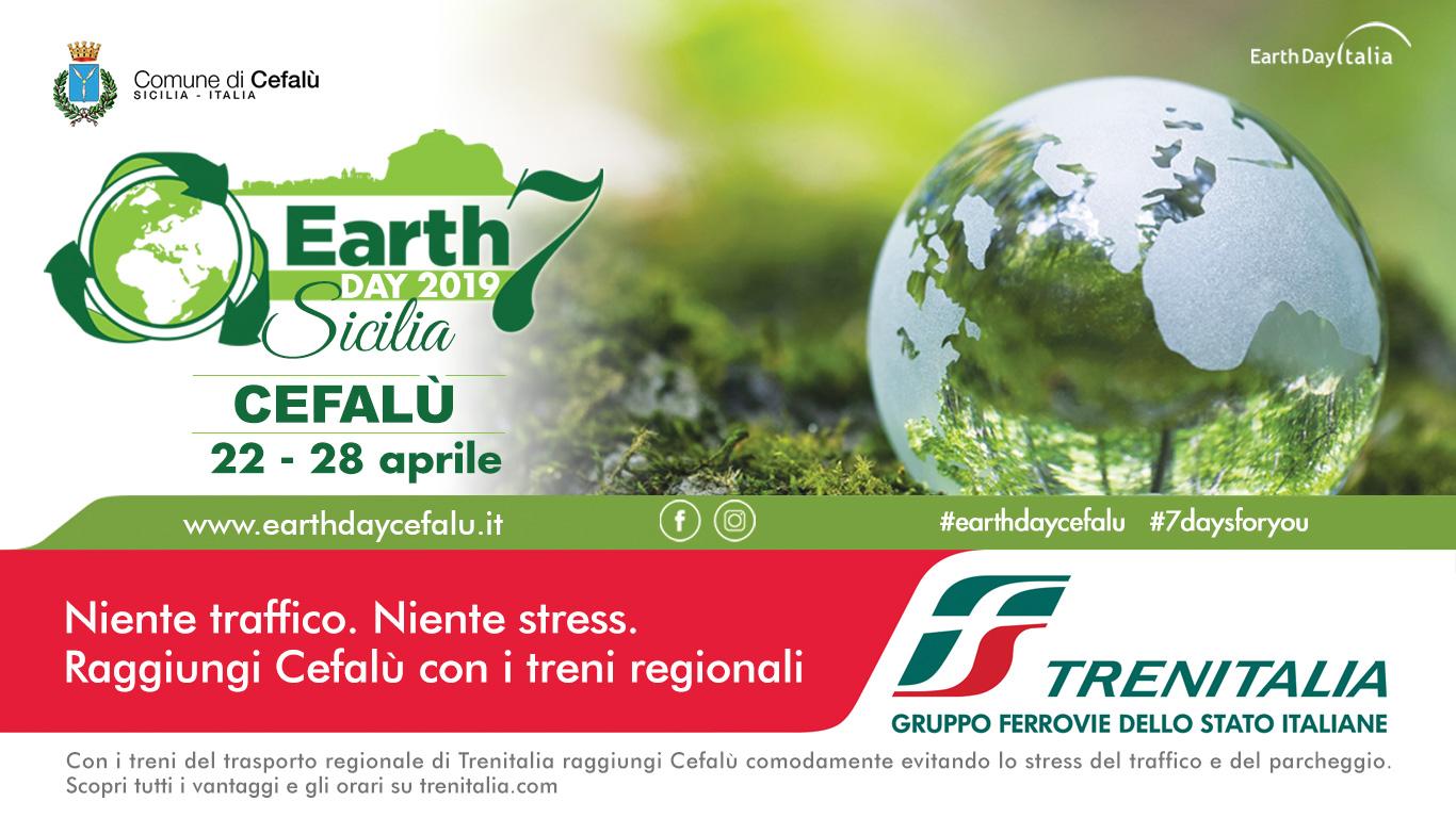 EarthDayCefalu-Trenitalia