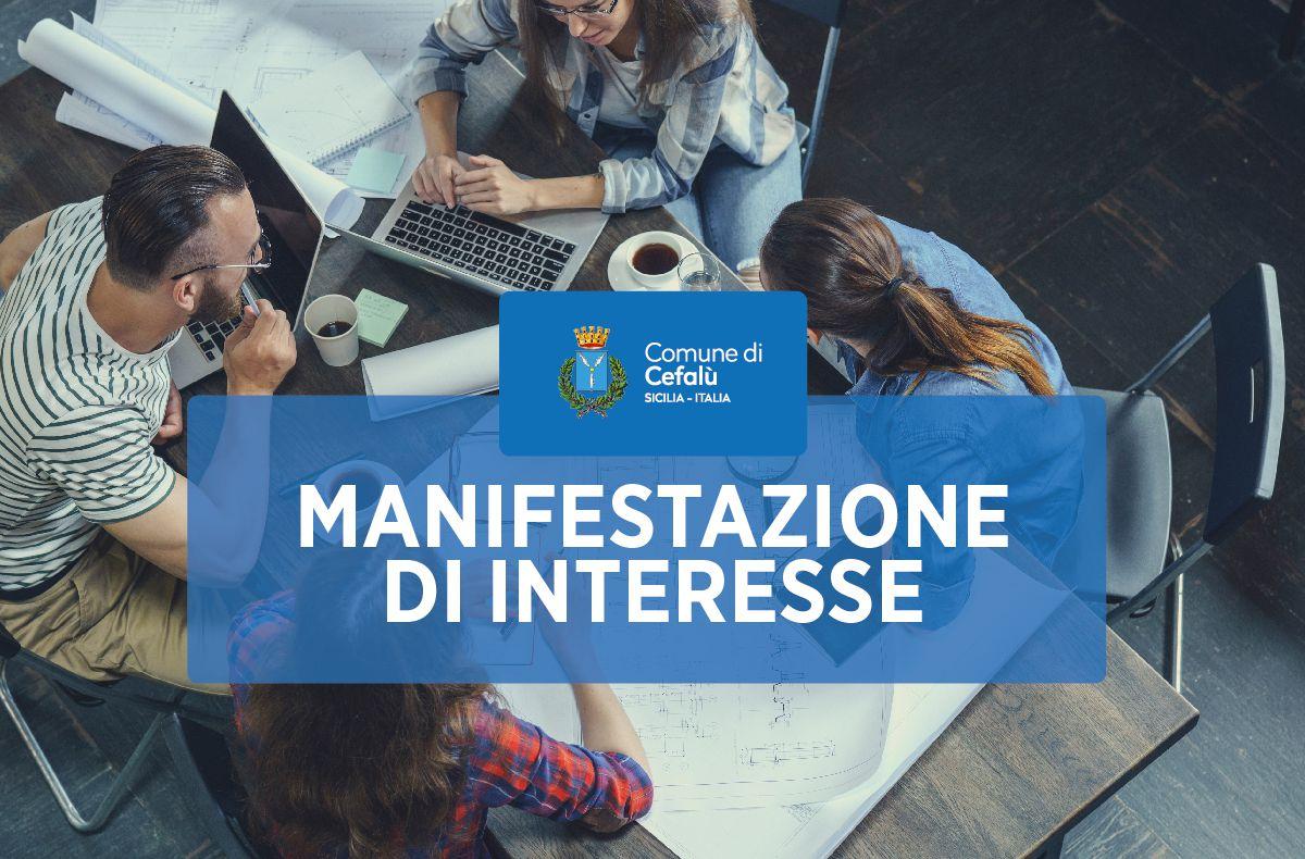 MANIFESTAZIONE DI INTERESSE Cefalù