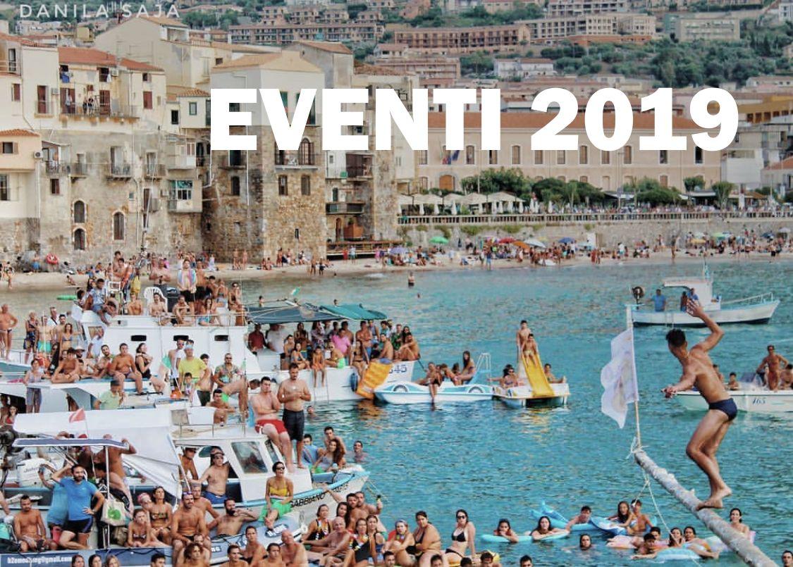 Eventi 2019 Cefalù