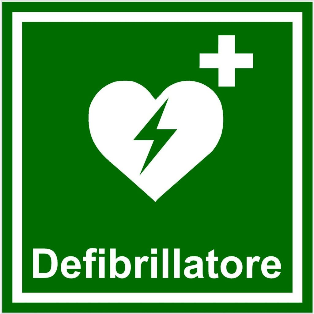 DAE - Mappa Defibrillatori Comune di Cefalù