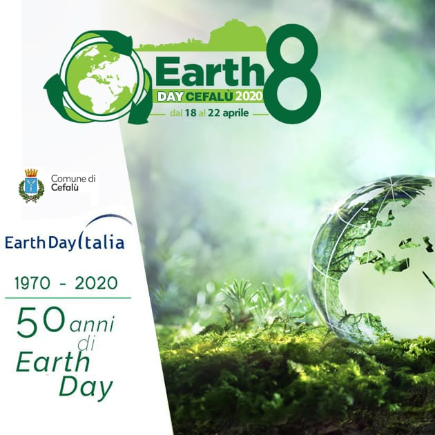 earth day cefalu